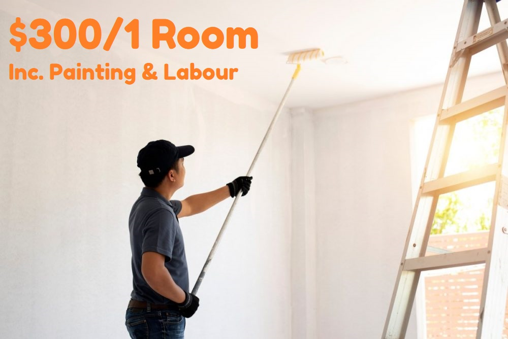 HDB Painting Service